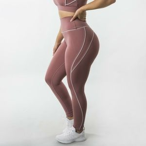 NWT Buffbunny Nirvana Leggings in Mauve